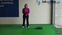 What are the Benefits of a Heavy Putter Head Ladies Putter Tip Video - by Natalie Adams