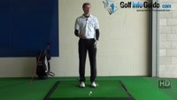 What is a Crisp Chip shot golf drill 1 Video - by Pete Styles