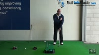 What is a Pendulum Putting Stroke Senior Golfer Tip Video - by Dean Butler