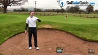 What Is A Splash Golf Bunker Shot? Video - by Pete Styles