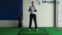 Thin Golf Shot Drill 1 Video - by Pete Styles