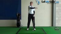 Hook Golf Shot Drill 1 Video - Lesson by PGA Pro Pete Styles
