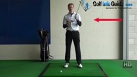 Toe Golf Shot Drill 1 Video - by Pete Styles