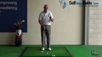 What is the Best Feet Position in a Correct Stance at Address - Senior Golf Tip Video - by Dean Butler