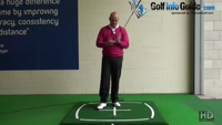 What Is The Cause For Shaft Vibration At Impact - Senior Golf Tip Video - by Dean Butler