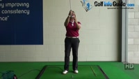 What is the Cause of a Thin Golf Shot and How To Best Fix this for Women Golfers Video - by Natalie Adams