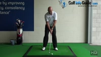 What is the Correct Golf Swing Weight Shift Takeaway and Downswing for Senior Golfers Video - by Dean Butler