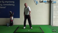 What is the Correct Head Movement for a Full Golf Swing Tips for Senior Golfers Video - by Dean Butler