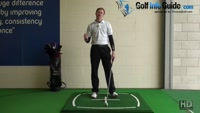 What is the Correct Right Hand Position at Impact - Golf Tip Video - by Pete Styles