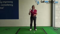 What is the Correct way to Create the Best Three-Quarter Wedge Shot for Women Golfers Video - by Natalie Adams