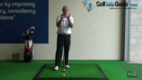 What is the Correct way to Create the Best Three-Quarter Wedge Shot for a Senior Golfer Video - by Dean Butler