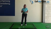 What is the Proper Role of Footwork - Golf Swing Tip for Women Video - by Natalie Adams