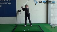 What Is The Best Time To Increase Your Golf Swing Speed? Right Before and Right after Impact Video - by Natalie Adams