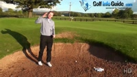 When Should I Splash My Golf Bunker Shots Video - by Pete Styles