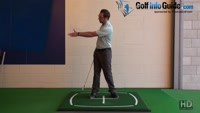 When Should You Hinge Your Wrists In The Golf Back Swing Video - by Peter Finch