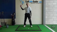 When Should you Hinge your Wrists in the Backswing, Golf Swing Video - by Pete Styles