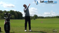 When To Choke Up On The Golf Club Video - by Pete Styles