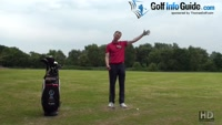 When You Need To Hit The Golf Ball High Video - by Pete Styles