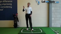 Where And Why Should The Club Be Pointed At The Top Of The Golf Swing Golf Tip Video - by Pete Styles