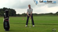 Where Is The Best Position To Start Your Wrist Hinge During Your Backswing Video - by Pete Styles