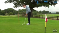 Where Should My Body Aim During The Set Up For More Accurate Golf Putts Video - by Pete Styles