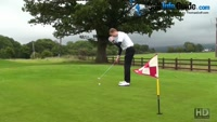 Putting Setup, Eyes In Relation To The Golf Ball Video - Lesson by PGA Pro Pete Styles