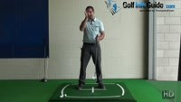 Golf Head Position, At Impact In Relation To The Golf Ball With Different Clubs Video - by Peter Finch