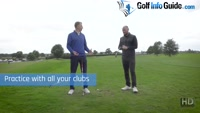 Which Clubs Should I Use During My Practice Session - Video Lesson by PGA Pros Pete Styles and Matt Fryer