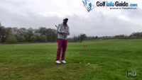 Why A Golf Stinger Shot Is Useful Video - by Peter Finch