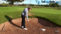 Bunker Play Tips, Why Do I Fat My Golf Shots Video - by Pete Styles