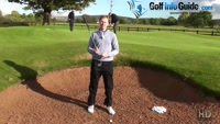 Why Do I Hit More Shanks When I Am Playing Golf Bunker Shots Video - by Pete Styles
