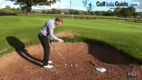 Bunker Shots, Why Do I Leave The Ball In The Golf Trap Video - by Pete Styles