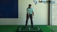 Golf Back Swing, Why Do Some People Lift Their Left Heel Video - by Peter Finch