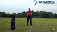 Why Does A Hard Swing Hit The Golf Ball High Video - by Pete Styles