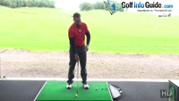 Why Hitting Down On The Golf Ball Gives Height To Shots Video - by Peter Finch