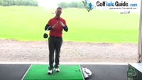 Why Hitting The Golf Ball On The Upswing Leads To Power Video - by Peter Finch