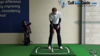 Why Play The Golf Ball Back In Your Stance Golf Tip Video - by Pete Styles