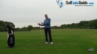Why Senior Golfers Should Fully Extend Arms At Impact Video - by Pete Styles