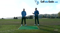 Why Should The Legs Move In The Golf Downswing - Video Lesson by PGA Pros Pete Styles and Matt Fryer
