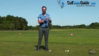 Why Should You Stay Behind The Ball During A Golf Tee Shot Video - by Peter Finch