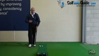 Why a Cross Handed Grip Can Help Your Putting Senior Putter Tip Video - by Dean Butler