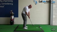 Why and How Constant Forward Bend Through Impact - Senior Golf Tip Video - by Dean Butler