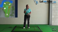 Why and How the Golf Ball Curves - Golf Swing Tip for Women Video - by Natalie Adams