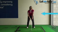 Why and How to Create Fully Extended Arms at Impact The Best Golf Tip for Women Golfers Video - by Natalie Adams