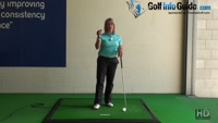 Why and How you Should Look at Your Divots - Golf Tip for Women Video - by Natalie Adams