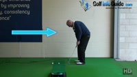 Why you Should Hold the Finish to Improve Your Putting Senior Putter Tip Video - by Dean Butler