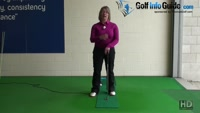 Why you Should Putt to the High Spot on Big Breaking Putts Ladies Golf Tip Video - by Natalie Adams