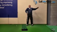 Why you Should Widen Stance Shorten Stroke When Putting in the Wind Senior Golfer Tip Video - by Dean Butler