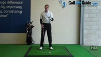 Why your follow through should bring your head up, Golf Video - by Pete Styles