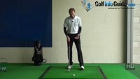Widen Your Stance When Battling the Wind, Golf Video - by Pete Styles